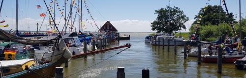 Wieck Hafen